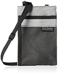 Soloo Tware] 颈包 护照小包 15 17 cm