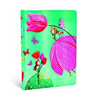 paperblanks 愛爾蘭 米拉瑪奇系列筆記本歡樂的春天 MIDI