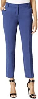 Bar III 短款修身长裤,午夜及膝,尺码 12