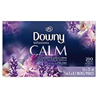 Downy Infusions 吹風機,200 張,薰衣草寧靜