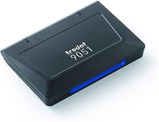Trodat 卓达 9051 手工印章垫 90 × 50 毫米 蓝色