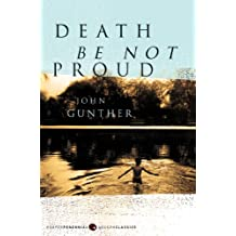 Death Be Not Proud (P.S.) (English Edition)