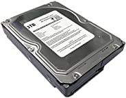 "WL 3TB 7200RPM 64MB 缓存 SATA 6.0Gb/s 3.5"" 台式机硬盘(适用于服务器、RAID、NAS、DVR、台式机 PC)w/"