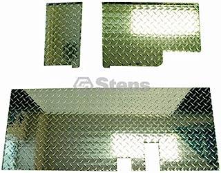 Stens 051-946 镀铬钻石地板套,雅马哈 G14,G16,G19,G22