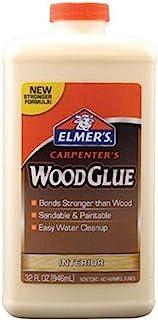 Elmer's 木匠的木胶,4夸脱,约3.79升(E7040)