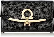 [萨尔瓦托雷菲拉格慕] GANCINO CLIP 钥匙包 22D151 0007 女士 NERO [平行进口商品]