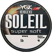 [YGK] 鱼线 一击(Ichigeki) SOLEIL 超软 500米