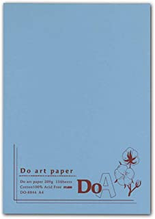 Muse 水彩纸 Do艺术纸垫 A4 209g 自然白色 15张装 DO-8844 A4