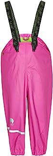 Celavi 中性款雨衣纯色雨裤