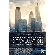 Modern Methods of Valuation (English Edition)