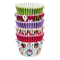 Wilton Multi 烘焙杯,迷你,粉色 多种颜色 415-2188