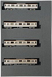 KATO N轨距 东京地铁有乐町线・副都心线10000系 增结A 4节车厢套装 10-1260 铁道模型 电车