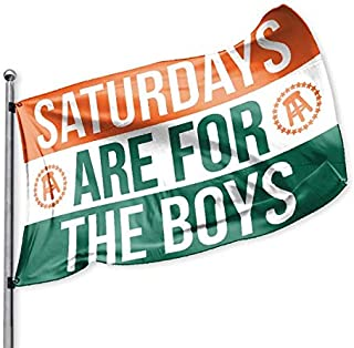 SATURDAYS ARE FOR THE BOYS Barstool 运动旗帜