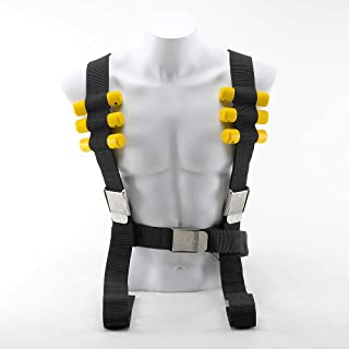 Scuba 潜水腰带和支撑带,适用于 Slug Weight,黑色