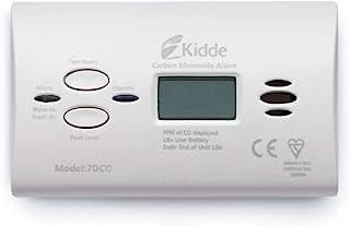 Kidde 凯德 7DCO 10年一氧化碳数字报警器 白色