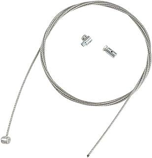 cyclingcolors 离合器电缆,银色,2米