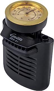 吉他加湿器 - Guitto GHD-01 二合一湿度护理系统,适用于原声吉他加湿器湿度计