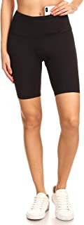 Leggings Depot 超软女士常规加大号印花时尚打底裤套装 5