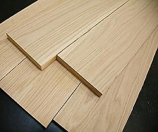 """白橡木薄板,1/8"""" x 5-6"""" x 24"""" 木木材"""