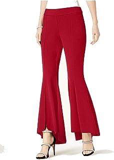 I.N.C. International Concepts 女式喇叭高低下摆长裤