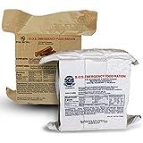 S.O.S. Rations Emergency 3600 卡路里食品棒 - 3 天/ 72 小时包装带 5 年保质期净…