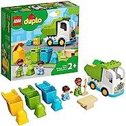 LEGO 乐高 Duplo 废物和回收卡车 多色 (10945)