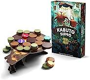 Kabuto Sumo - 棋盘游戏 - 2 至 4 名玩家 - 15-20 分钟游戏时间