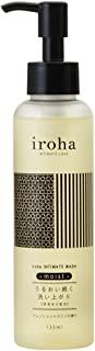 iroha 私处清洗液 滋润清新的茉莉花香氛 保湿成分
