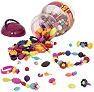 Battat B. toys 爆弹珠—儿童DIY珠宝套装,500个