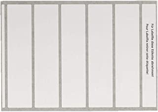 Leitz 665200001 OCplus Labels 白色 for Laser and Inkjet Printer 500