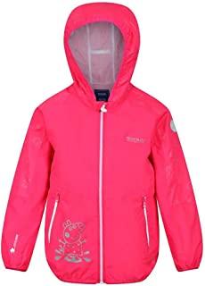 Regatta 中性款 儿童 Peppa Active Shell 夹克,OxfBluDino