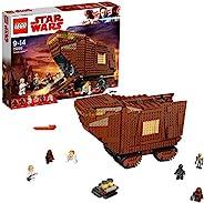 LEGO 乐高 星球大战系列 沙漠移动基地 75220