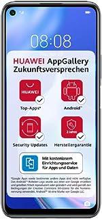 HUAWEI 华为 P40 lite 5G 双卡智能手机 BUNDLE (16.51 厘米(6.5 英寸),128 GB ROM,6 GB RAM,安卓 10.0 AOSP 无Google Play Store,EMUI 10.1.1)午夜黑 ...