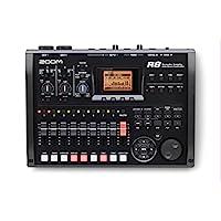 ZOOM R8 录音机,接口,控制器,样品
