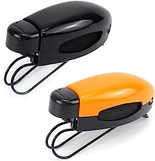 2 个遮阳夹太阳镜眼镜遮阳板支架汽车自动阅读眼镜颜色