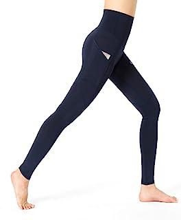 A&J 瑜伽裤深宽口袋/超柔软轻质面料/*舒适的运动服/收腹高腰打底裤