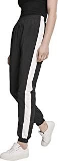 Urban Classics 运动裤女士条纹褶皱运动裤