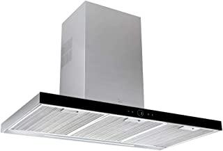 Teka DLH 686 T 701 立方米 壁挂式,黑色,不锈钢A+ - 抽油烟机 (701 立方米h,空气循环,A,C,69 分贝)