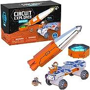 Educational Insights 电路探险家火箭   开始电路: 任务 - 灯   STEM 玩具  非常适合 6 岁以上的男孩和女孩。