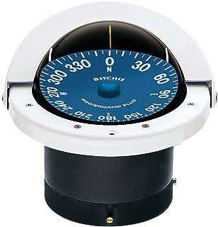 Ritchie Supersport 指南针 SS-2000 嵌入式安装 4.5 英寸指南针,黑色