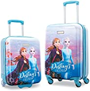 American Tourister 迪士尼硬壳行李箱,带万向轮, 冰雪奇缘, 2-Piece Set (18/21), Disney迪士尼硬壳行李箱 带旋转轮