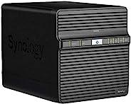 SYNOLOGY DiskStation DS420j NAS 服务器 4-Bay Raid HDD 套装DS420j  12.000GB (12TB)