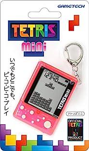 TEATLIS 官方*产品 钥匙圈型手机游戏机 Tetriis ( R ) 迷你 (粉色)&