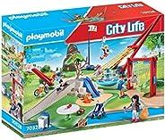 Playmobil 摩比世界 公园游乐场