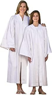 成人候选人洗礼袍,尺码 - XL