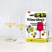 Wineology 一体式葡萄酒制作套件(无需额外设备)(Wineology Pinot Grigio 风格)