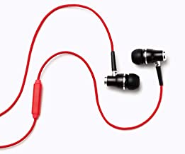 蓝牙耳机,REYEHO *佳无线运动耳机 W/Mic IPX7 防水高清立体声防汗耳塞 健身房跑步锻炼 8 小时电池降噪耳机