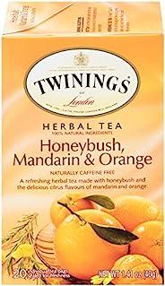 伦敦双胞胎 Herbal Tea 20 Count (Pack of 6)