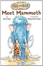 Meet Mammoth (Ogg and Bob Book 1) (English Edition)