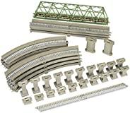 TOMIX N 比例 轨道套装 立交套装 C 型 91027 铁道模型